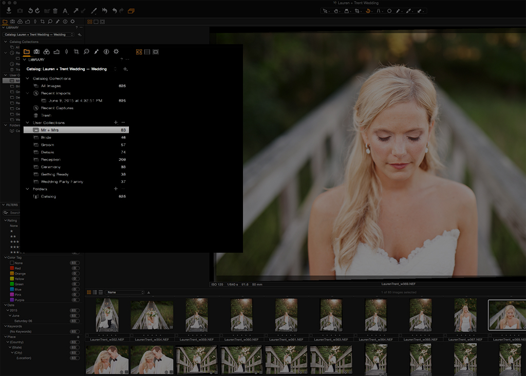 Editing Workflow Tips for Wedding Photographers // The Reason Photography for Nations Photo Lab