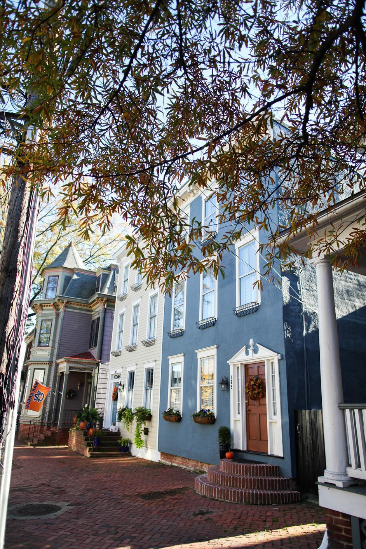 Historic Annapolis rowhome