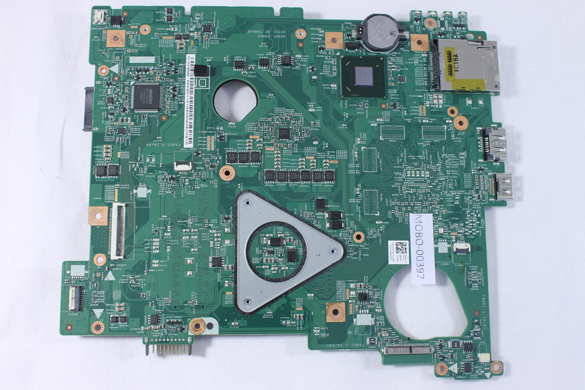 Dell Inspiron N5110 UMA DIS Bios & Schematics - Dell - Diễn