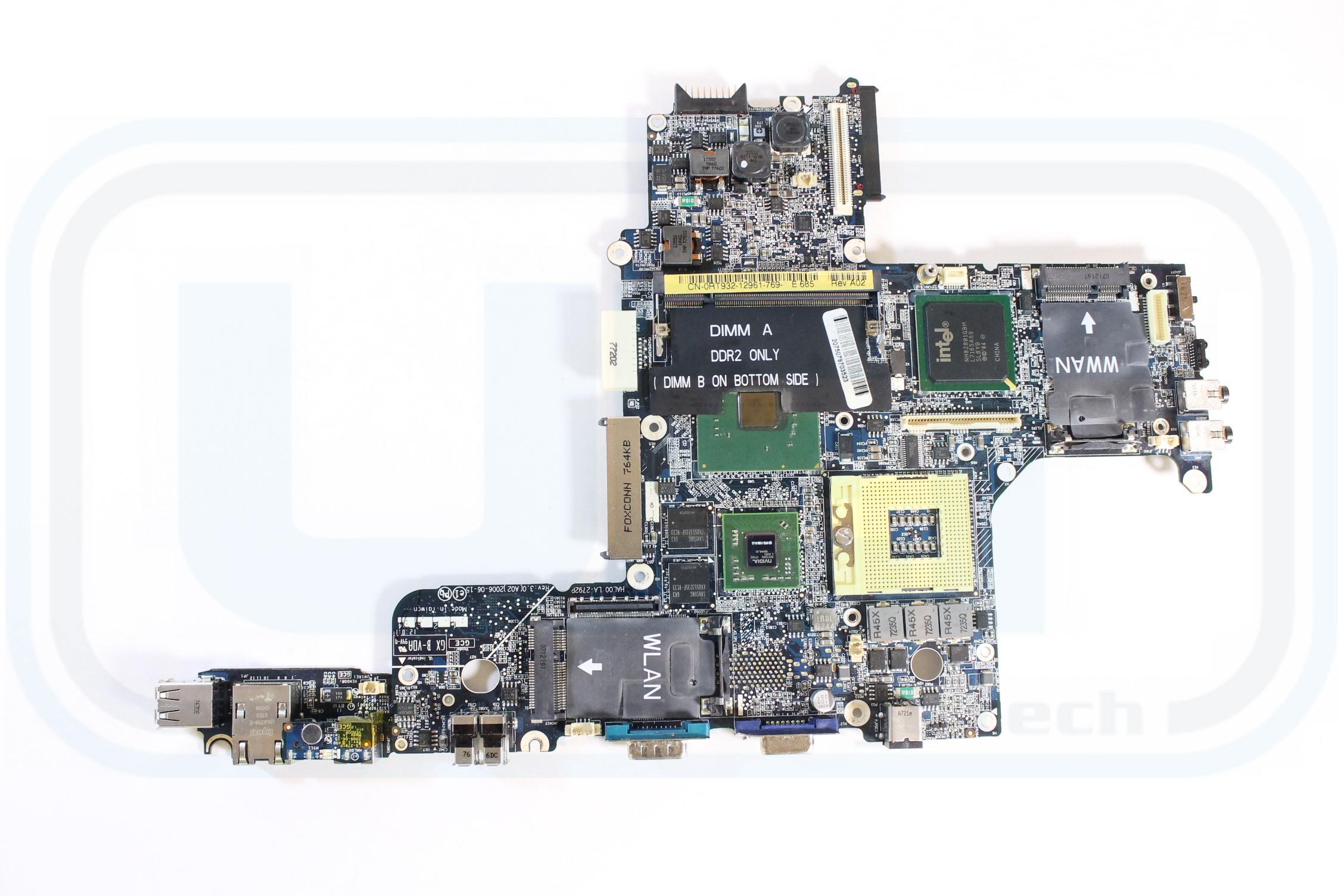 Dell d620 nvidia quadro nvs 110m