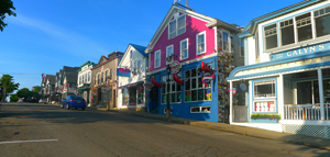 Bar Harbor Main Street