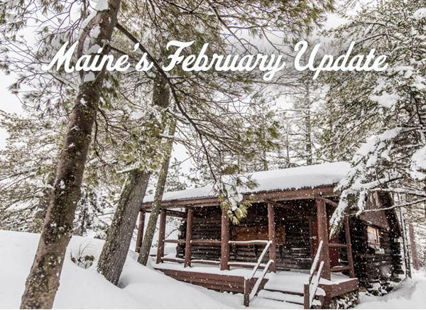 Maine's February Update