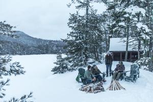 Winter Getaways in Maine