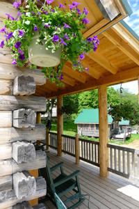 AMC mountain lodge