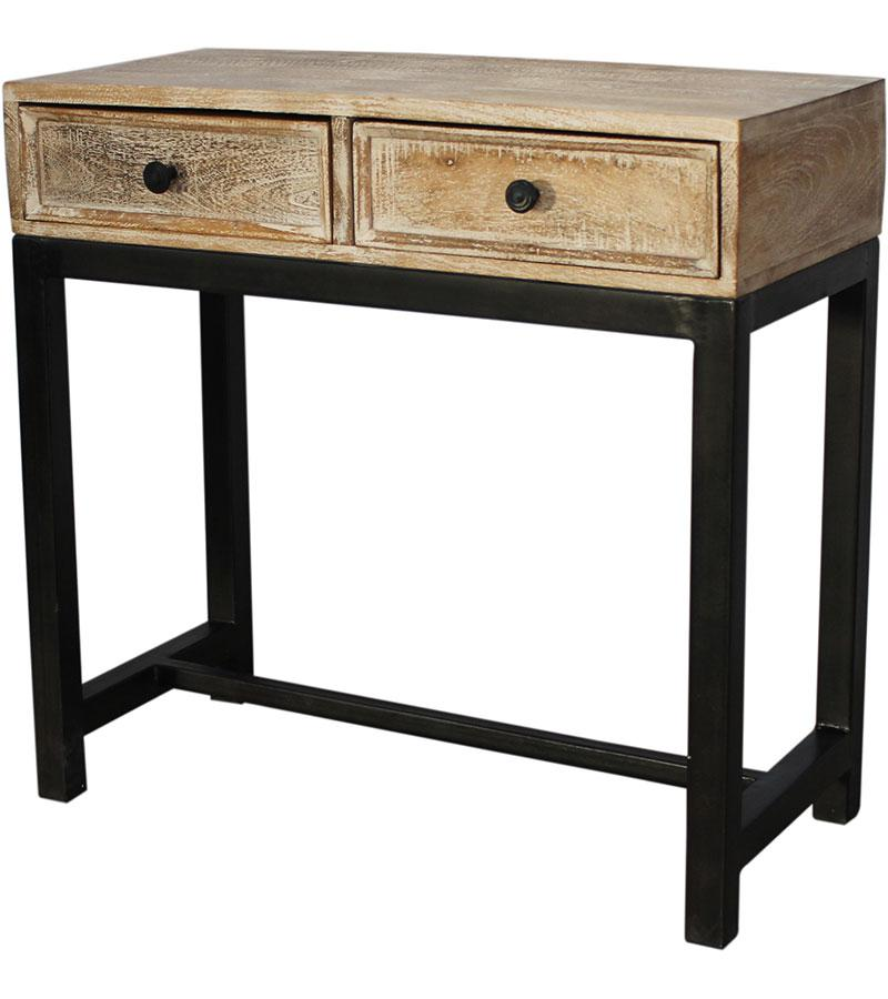 2 Dr. Console Table