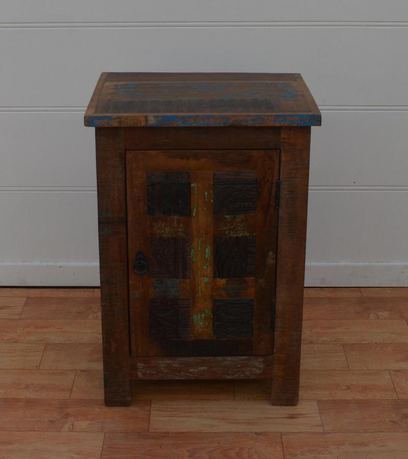 Rustic one of a kind bedroom nightstands in peabody ma Pictures of wooden almirahs