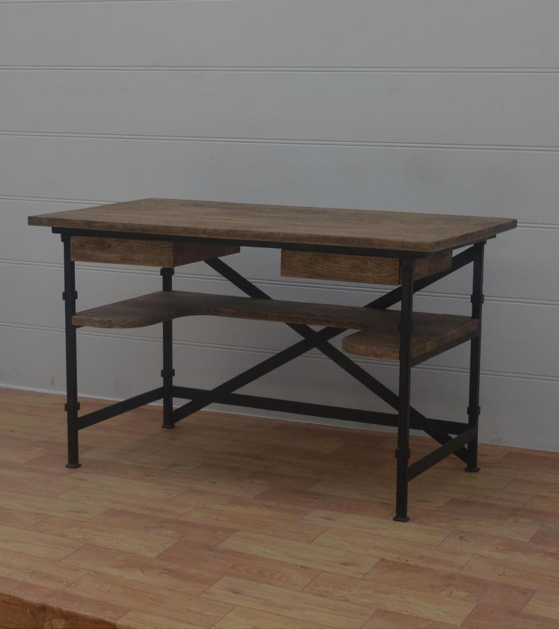WOODEN CONSOL TABLE