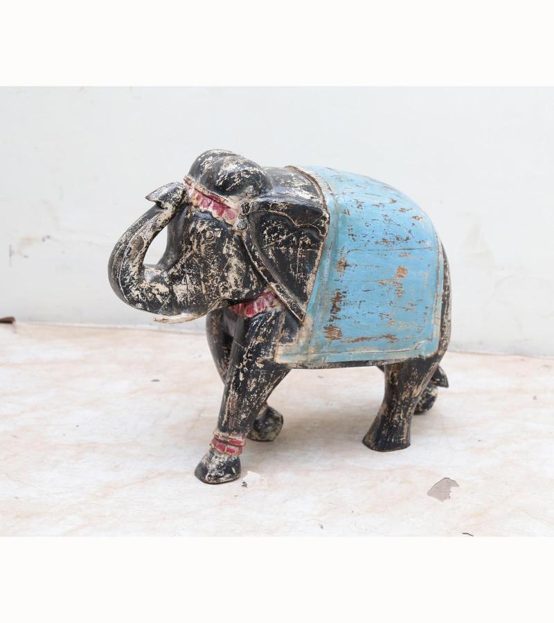 WOODEN ELEPHANT 24