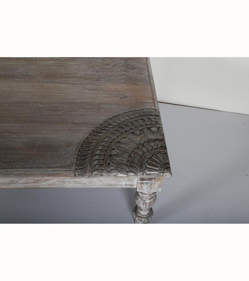 WOODEN COFEEE TABLE