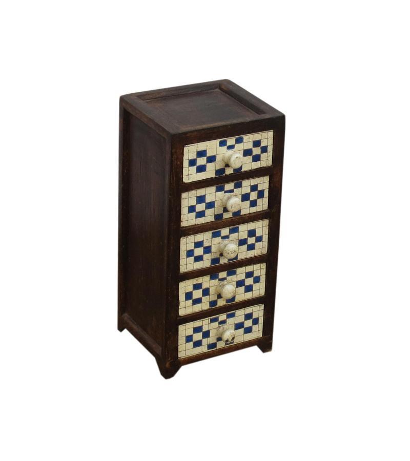 w/d drawer chest