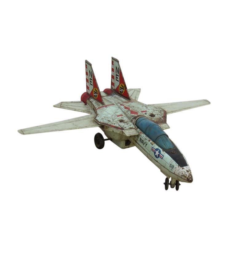 iron toy plane