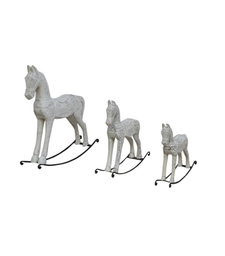 WOODEN HORSE S/3