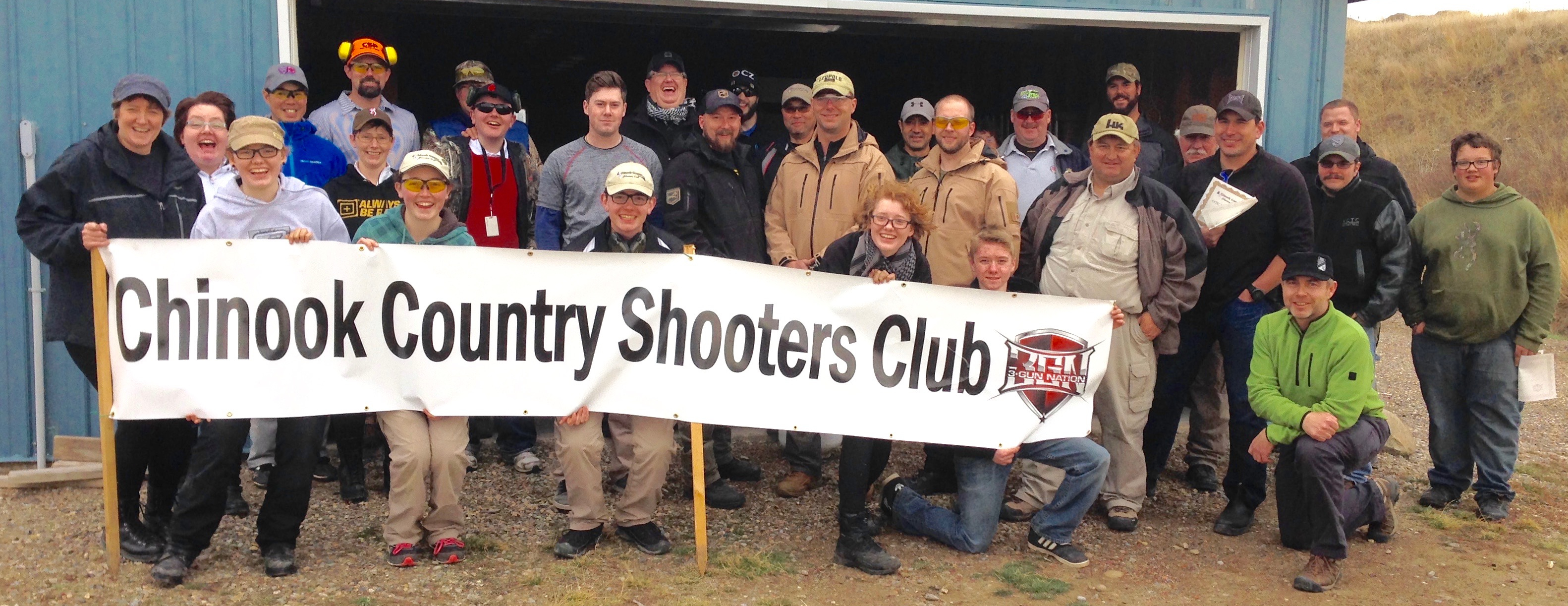 Chinook Country Shooters Club