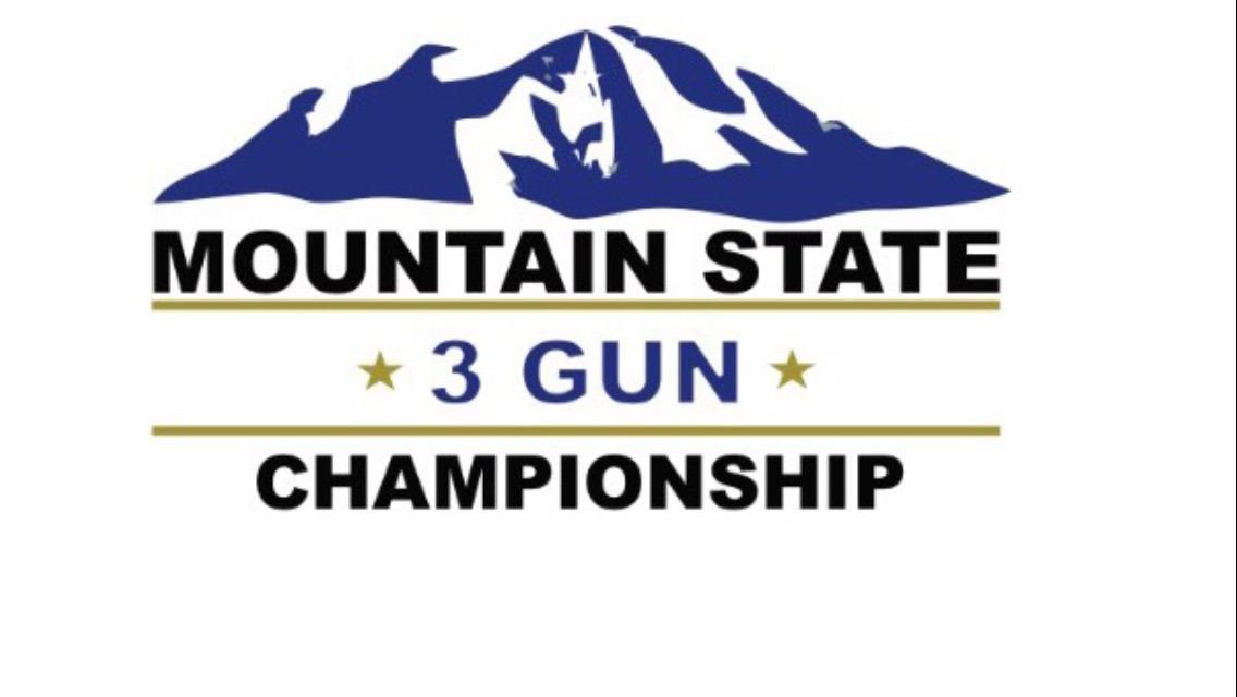 Mountain State 3 Gun Championship