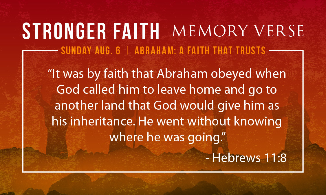 abraham a paradigm of faith Abraham was a semi-nomadic shepherd to whom god revealed himself, made promises, and entered into covenant concerning abraham's offspring and the land that they would inherit in the future abraham's belief in these promises was counted by god as righteousness and his faith shaped his life.