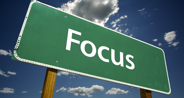 10 Ways to Stay Focused When You Can't