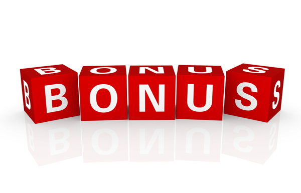 Bonus buying and bonus tips
