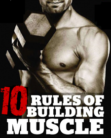 Mass Building muscle building made easy 10 rules of weight training