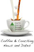 Coffee and Coaching - TIPS: a weekly conversation about personal achievement, business growth, and networking.