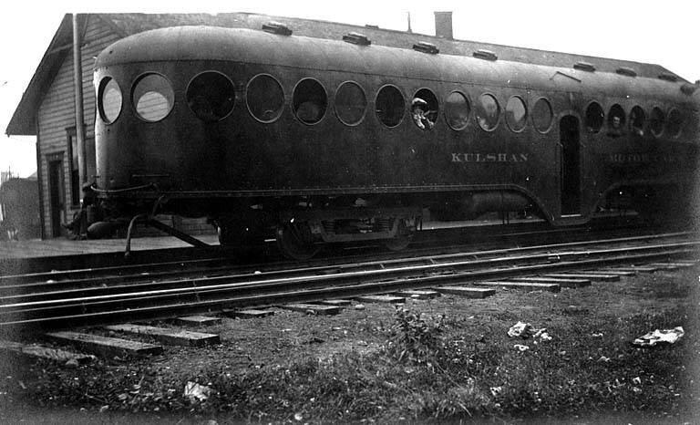 Bellingham Bay British Columbia Railroad The Mckeen