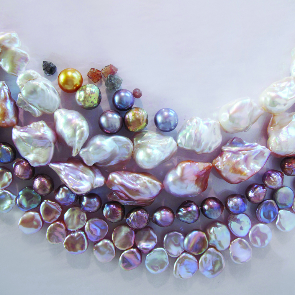 Becky Thatcher Designs Pearls image