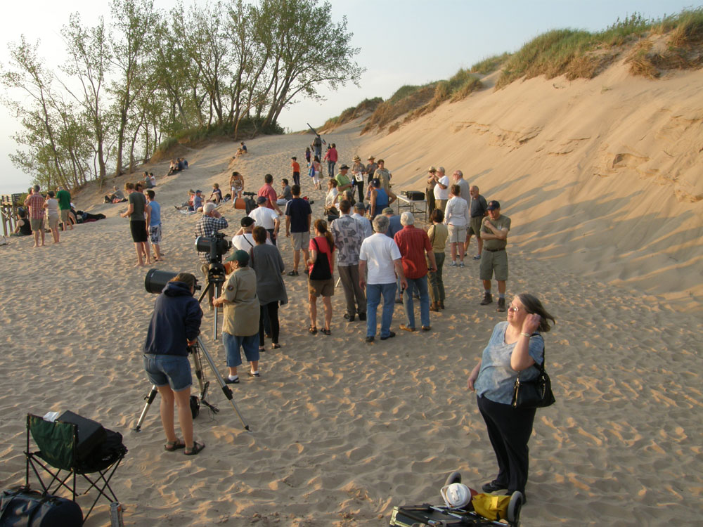 Sleeping Bear Dunes Star Parties
