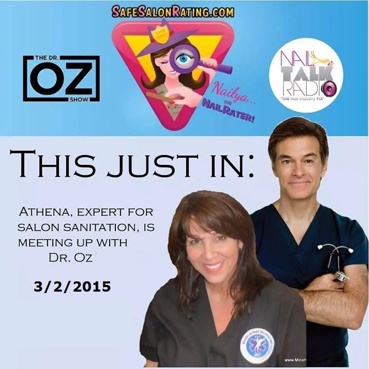 Athena on Dr. Oz 3/2/2015