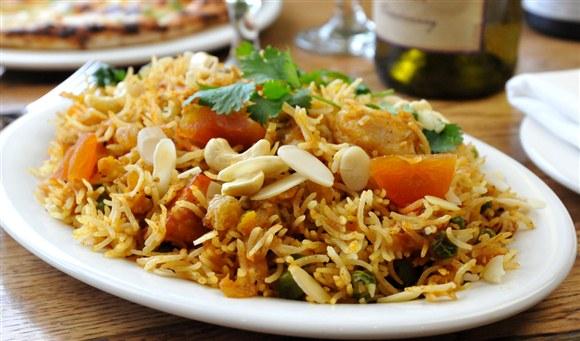 Chicken Biryani - Babur Indian Cuisine