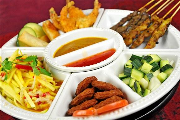 Special Gourmet Malaysia Platter - Gourmet Malaysia