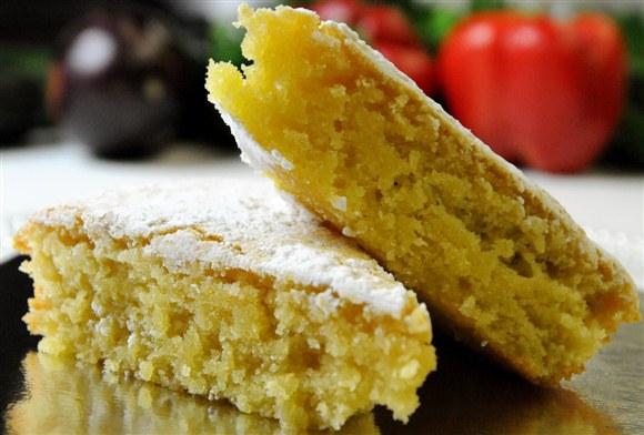 Santiago Cake - Pimenton