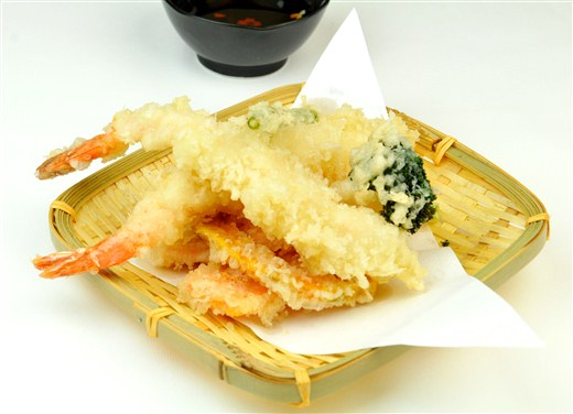 Assorted Tempura - Akai Sushi