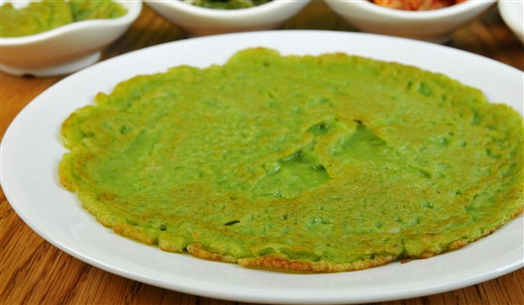 Vegetable Pancake - Seor Ak San