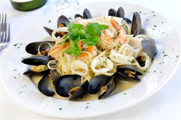 Seafood Linguini - Frascati