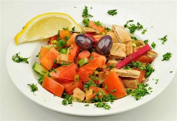 Fattoush Salad - Momo's