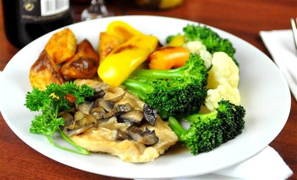Chicken marsala for Maria s italian kitchen menu