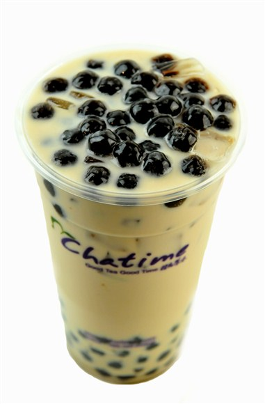 Chatime Pearl Milk Tea - Chatime Toronto