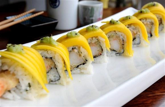 Golden Drink - Omi Sushi