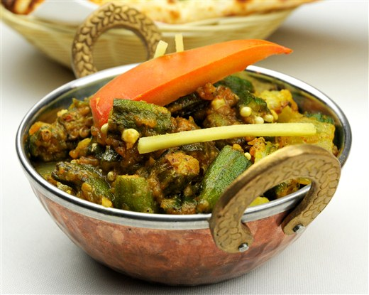 Bhindi Masaledar - The Indian Kitchen