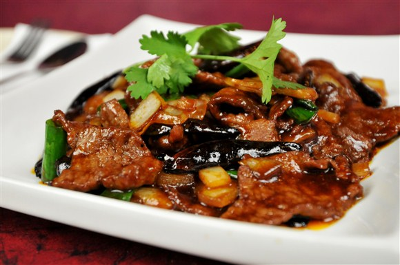 Beef with Black Pepper Sauce - Gourmet Malaysia