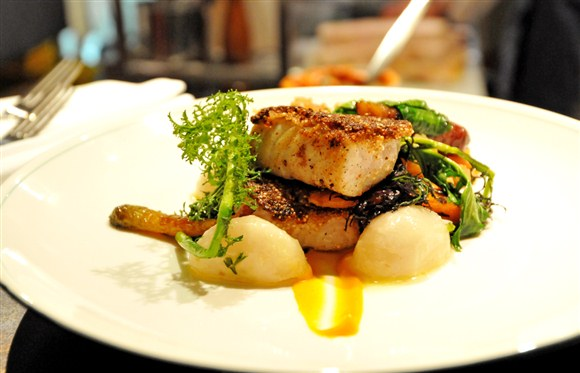 Lake Erie Pickerel (CURRENTLY NOT AVAILABLE) - Keriwa Cafe