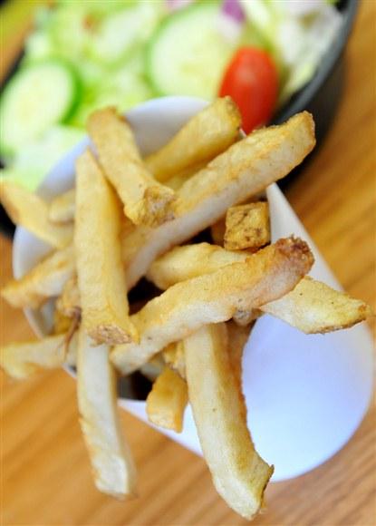 Jetsun's Homecut Fries - Jetsun's Juicy Burger