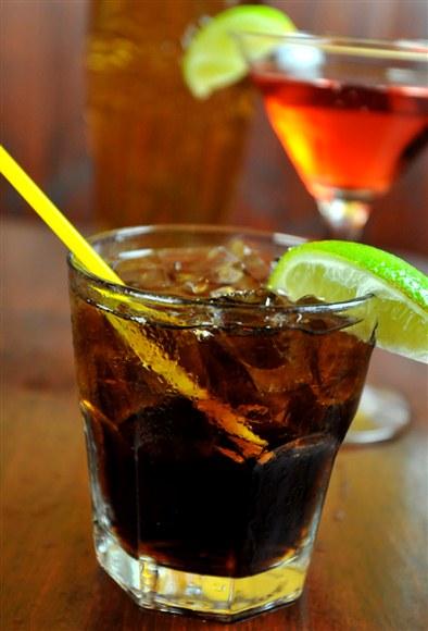 Rum & Coke - Wheat Sheaf