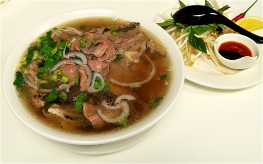 Rare Lean Beef - Ben Thanh