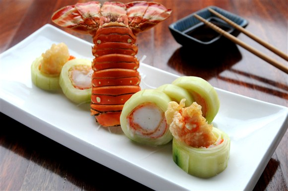 Lobster Cucumber Roll - Omi Sushi