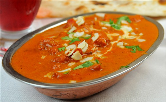 Butter Chicken (Murgh Makhni) - Trimurti Indian Cuisine