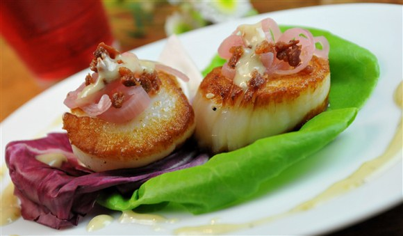 Sea Scallops - 17 Steps