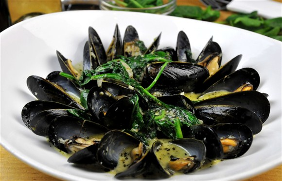3/4 Lbs of Mussels - Insomnia