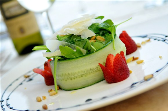 Toula's Amore Salad - Toula