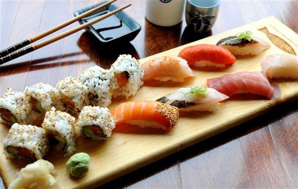 Omi Sushi Lunch - Omi Sushi