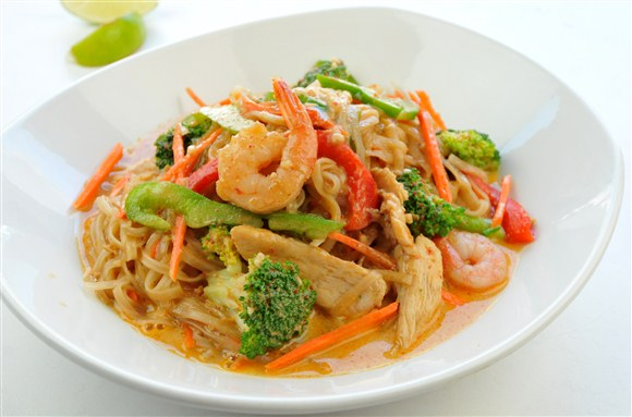 Thai Islamic Noodles - Salad King